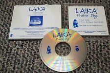 Laika - Prairie Dog (Lp/ remix by Maxwell House) Rare Promo Only Cd Single