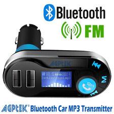 Bluetooth inalámbrico FM Manos Libre para el Auto Cargador y Reproductor de MP3