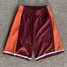 Youth Athletic Shorts VT Va Tech Boys Size 7 Lacrosse LAX Basketball Football