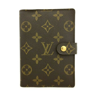 Louis Vuitton Monogram Agenda PM Notebook Cover /A0314