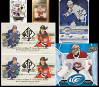 4 HOCKEY CARD BOX MIXER BREAK! + 2 CARD GIVEAWAY! - 1 Random Team Per Spot