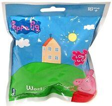 Peppa Pig Plush Clip On World of Peppa 5 Mystery Packs