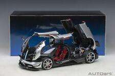 Autoart PAGANI HUAYRA BC GRIGIO MERCURIO/CARBON COMPOSITE 1/18 New Release!