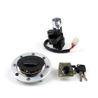 Ignition Switch Lock & Fuel Gas Cap Key Set For Suzuki TL1000R/S GSX600/GSX750 A