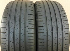 2 Stück - 215/60 R16 - Continental - ContiEcoContact 5 - Sommerreifen - 95V