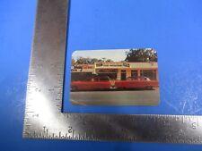 Vintage Dexter Photo Service Daytona Beach Florida Business Card S6102
