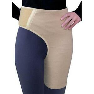 Flexible Hip Protector Support Upper Thighs Pelvis Hips Unisex Adjustable NEW
