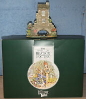 "RARE Lilliput Lane ""The World of Beatrix Potter"" Bridge House England 2000"