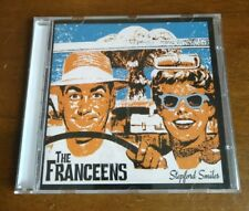 The Franceens Stepford Smiles RARE CD Album 2013 Snakerattlers York Punk Rock