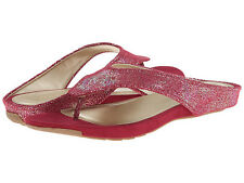 NEW ARRIVAL KENNETH COLE REACTION WATER PARK POMEGRANATE FLAT SHOES SANDALS 7 37
