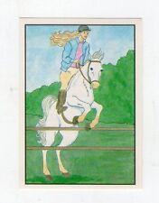 figurina - BARBIE 1989 PANINI - NUMERO 87