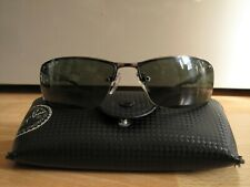 Ray-Ban ® Tech RB8315 004/9A 63-15 P3 Carbon  Polarised Herren Sonnenbrille