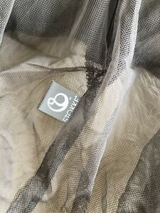 New Authentic Stokke Xplory Stroller Bug Net Insect Mosquito Cover Accessory