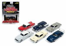 RACING CHAMPIONS 1:64 MINT COLLECTION - RELEASE 1B 6 x Diecast Car Set RC001-48B