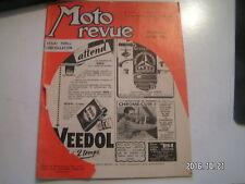 **b Moto Revue n°1400 Essai 700cc Constellation / Technique grand prix