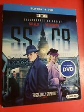 SS-GB (Blu-Ray + DVD + Digital) BBC (3 Disc Set) W/Slipcover Brand New!