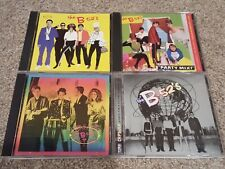 B-52's B52s 4 Pop Rock Cd Lot St Party Mix Mesopotamia Cosmic Thing Time Capsule