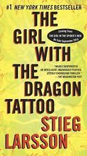 The Girl with the Dragon Tattoo Bk. 1 by Stieg Larsson (2011, paperback)