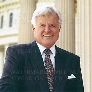 11x14 color photo print: Senator Edward Ted Kennedy, official US Senate portrait