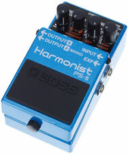 BOSS Harmonist PS-6 GUITAR EFFECTS PEDAL w/ Free Pick