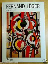 Fernand Leger; A Painter in the City by Serge Fauchereau 1994 HC DJ Art Book