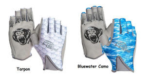 Fish Monkey FM21 Pro 365 Guide Glove - Choice of Colors and Sizes