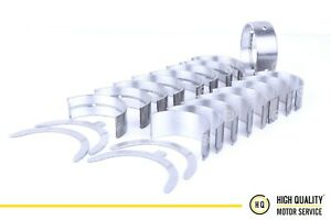 Main & Con Rod Bearing Set STD For Kubota 17311-23470, V2203,V2003, 52MM
