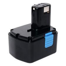 14.4V 4.0AH Ni-MH Battery For Hitachi Cordless Drill EB1414 EB1430 EB14H EB14S