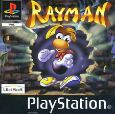 Rayman 2 Sony PlayStation PS1 Complete PAL ramen 1 missing