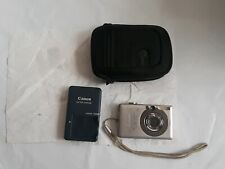 Canon PowerShot Digital ELPH SD400 / Digital IXUS 50 5.0MP Digital Camera Tested