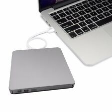 USB 3.0 Externes CD/DVD-RW Brenner Writer Laufwerk für Apple Macbook Pro Air PC@