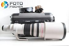 Canon EF 600 Mm 4.0 L IS USM (ux1029) Année 2009 acheté le 08.04.2010 * Top *