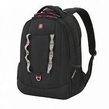 "New and Original SwissGear Swiss Gear 15"" Birs Laptop Backpack - Black/Grey"