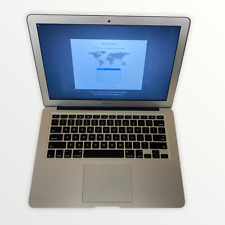 Apple MacBook Air Early 2017 1.8GHz i5 8GB Memory and 128GB SSD
