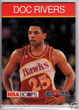 DOC RIVERS 1990 Hoops Collect A Books
