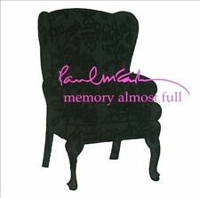 Memory Almost Full by Paul McCartney (CD, Jun-2007, Hear Music) FREE SHIPPING