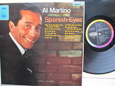 "Al Martino Spanish Eyes 12"" Lp Capitol ST2435 Stereo GB 1966"