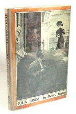 Julia Bride - by Henry james - FIRST EDITION IN ORIGINAL DUSTWRAPPER - 1909