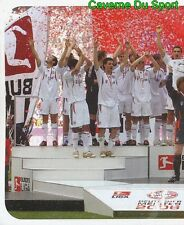 001 FC BAYERN MUNCHEN 1 GERMANY SPECIAL STICKER FUSSBALL 2007 PANINI