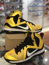 Nike LeBron 9 P.S. Elite Taxi Size 8.5 516958-700