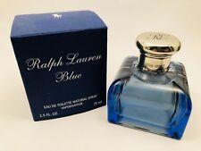 RALPH LAUREN BLUE WOMAN Edp 75 ml Vapo VINTAGE perfect PERFUME!