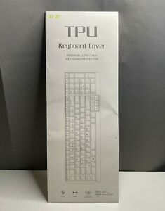 Laptop Clear Tpu Keyboard cover For Lenovo Thinkpad T570 P51S E580
