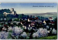 51398483 - Laehn Burgruine Lehnhaus Laehn / Wlen (Stadt) Lithographie