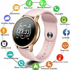 Waterproof  Pedometer Smart Wristband Sport smart watch Women