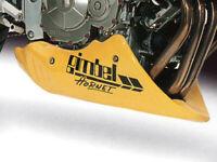 Gimbel Bugspoiler Honda CB 600 F/S Hornet (PC34) | 98-02 | mit TÜV unlackiert...