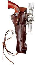 "Leather Holster For Scoped Blackhawk / Super Blackhawk  7.5"" Barrel #8505"