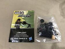 Hasbro Kre-O Kreon GI Joe Minifigure Low-Light Collection Wave 3 A7868