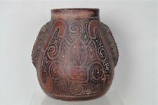 Fantastic Antique/Ancient Inscribed Tribal Pot