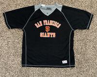 San Francisco Giants True Fan Mens XL Light Weight Athletic Shirt MLB Baseball