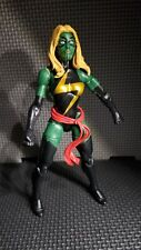 Custom Secret Invasion Ms. Marvel Skrull Imposter Marvel Legends Figure Avengers